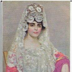 Cartes Postales: POSTAL ARTISTICA DIBUJADA, ESPAÑA, RAMON CASAS, EDICIONES VICTORIA, NR.154,, SIN CIRCULAR. Lote 273744663