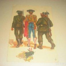 Postales: POSTAL SPANISTYP N. 341. CIRCULADA . ILUSTRADOR GRAÑENA. Lote 275323383