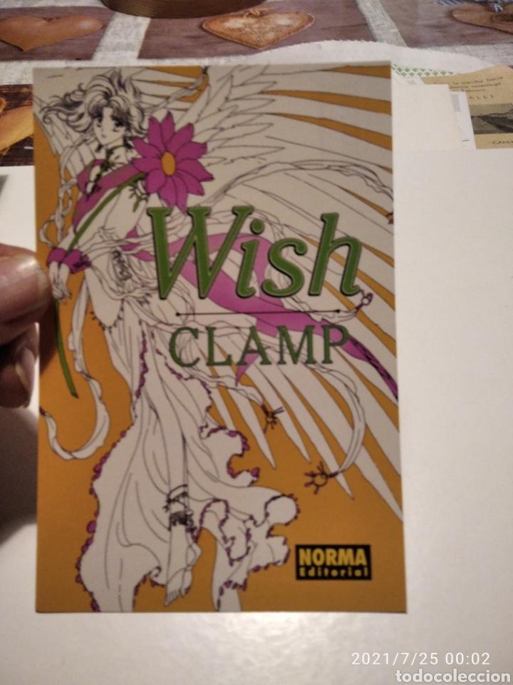POSTAL COMICS NORMA EDITORIAL, WISH CLAMP (Postales - Dibujos y Caricaturas)