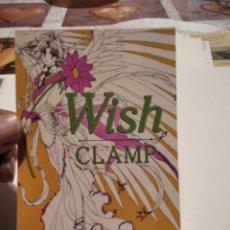 Postales: POSTAL COMICS NORMA EDITORIAL, WISH CLAMP. Lote 277199733
