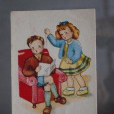 Postales: POSTAL SOSPECHA. Lote 278701923
