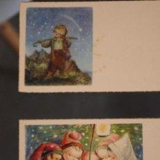 Cartes Postales: LOTE DE 2 TARJETITAS. Lote 279369553