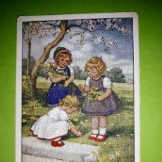 Cartes Postales: POSTAL ILUSTRADA POR J. KRANZLE. Lote 281859548