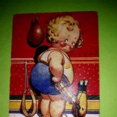 Cartes Postales: POSTAL ILUSTRADA POR D. TEMPEST MUY ANTIGUA ( SIN PARTIR ). Lote 281877593