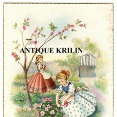 Cartoline: EDICIONES CYZ 570/A Nº 4 / ILUSTRA F. GISBERT SOLER. Lote 287712728