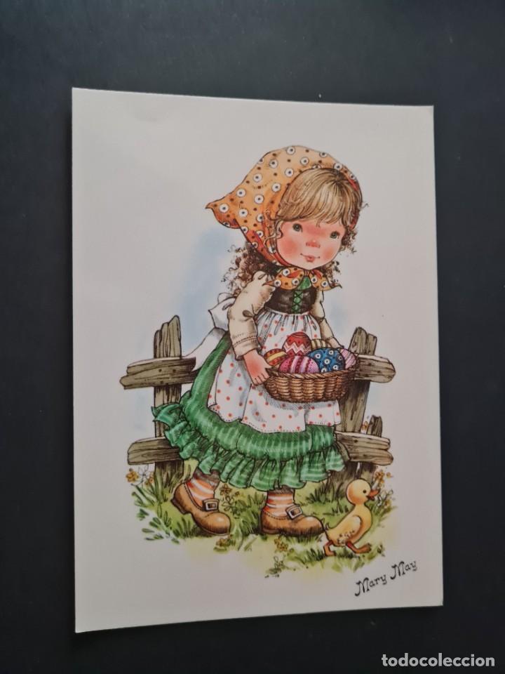LOTE AB 20-50 POSTAL MARY MAY ED. PERLA (Postales - Dibujos y Caricaturas)