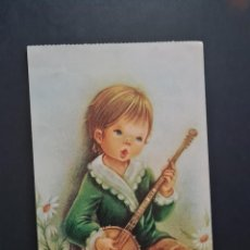 Postales: LOTE AB 20-50 POSTAL MUSICIENS BERGAS. Lote 288997558
