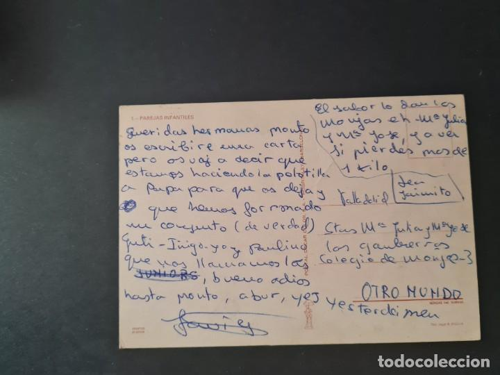 Postales: LOTE AB 20-50 POSTAL PAREJAS INFANTILES MARTA RIBAS ED. BERGAS - Foto 2 - 289000438