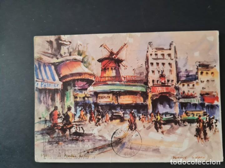 LOTE AB 40-2000 POSTAL ILUSTRADOR *MARIOS GIRARD* ED. C´EST PARIS. NUEVA. (Postales - Dibujos y Caricaturas)