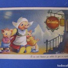 Postales: POSTAL DE ILUSTR. FARIÑAS. ED. TRIO, SERIE 34. ESCRITA 1946.. Lote 289588993