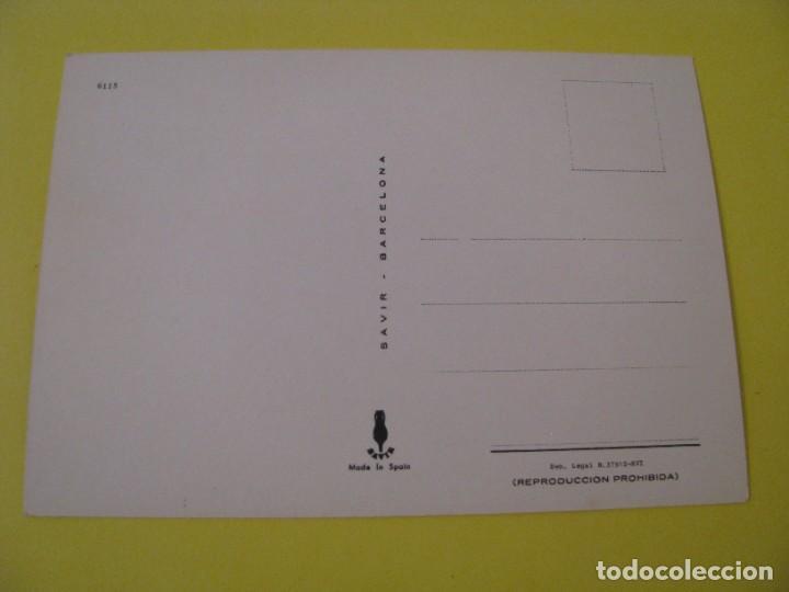 Postales: POSTAL DE ED. SAVIR. IL. CREUS? Nº 6115. - Foto 2 - 289701158