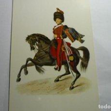 Postales: POSTAL MILITAR UNIFORME ITALIANO-GUIA ESTADO MAYOR C Y Z 6954. Lote 295383913