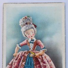 Postales: POSTAL DE FELICITACIÓN C. Y Z. - 513. CIRCA: 1949. Lote 295797423