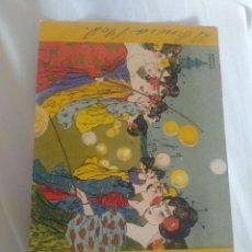 Postales: RAPHAEL KIRCHNER ART NOUVEAU SANTOY ASIA. Lote 296899628