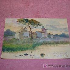 Postcards - POSTAL ACUARELA R LOPEZ - 18582141