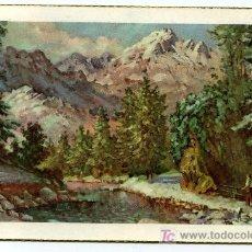 Postales: PAISAJE - ESCRITA - 1961. Lote 23157651