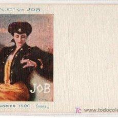 Postales: TARJETA POSTAL COLLECTION , COLECCION JOB. CALENDRIER 1906. CASAS. Lote 22428057