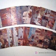 Postales: DON QUIJOTE DE LA MANCHA - ED. AMBOS MUNDOS - COLECCION POSTALES COMPLETA!!. Lote 16954043