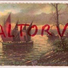 Postales: ANTIGUA POSTAL STAMPATA CASA EDITRICE. Lote 18139959