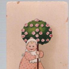 Postcards - Postal Alemana. Fechada en Madrid en 1915 - 18720099