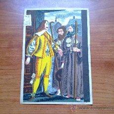 Postales: POSTAL DE F. CHAUZ V DAR POSADA AL PEREGRINO. Lote 24081707