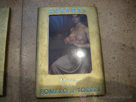 Postales: 2 ESPECTACULARES COLECCIONES DE POSTALES DEL MUSEO ROMERO DE TORRES CORDOBA AÑOS 70-80 - Foto 3 - 26425615