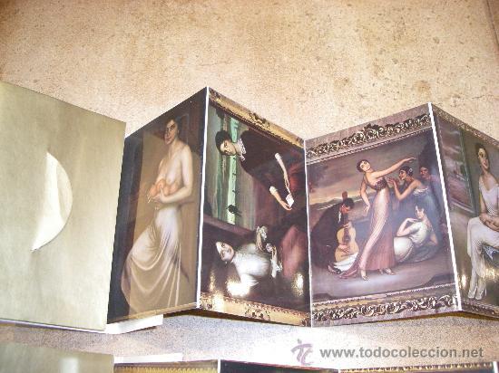Postales: 2 ESPECTACULARES COLECCIONES DE POSTALES DEL MUSEO ROMERO DE TORRES CORDOBA AÑOS 70-80 - Foto 5 - 26425615