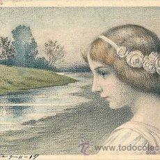 Postales: 8568 - ANTIGUA POSTAL EDICIONES M. M. VIENNE - CIRCA 1907. Lote 27208867