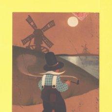 Postcards - Antigua postal de la serie 1801 de Meissner & Busch - Circulada en 1912 - 29163067