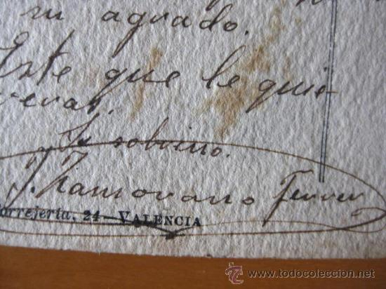 Postales: BONITA POSTAL DE MUJER PINTADA A MANO.1916. FIRMADA JOSE ZAMORANO FERRER. - Foto 2 - 30284180