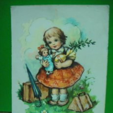 Postales: POSTAL ESCRITA. Lote 30600779