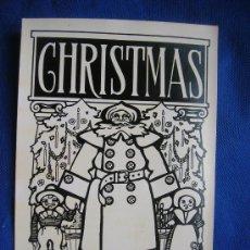 Postales: CHRISTMAS -BON NADAL -1972 . Lote 31277981