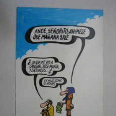 Postales: POSTAL DIBUJO FORGES. Lote 32308166