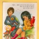 Postales: HOROSCOPO DE ACUARIO EDICION C.Y.Z. DIBUJO ARIAS SIN CIRCULAR . Lote 32452455