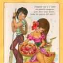 Postales: HOROSCOPO DE CANCER EDICION C.Y.Z. DIBUJO ARIAS SIN CIRCULAR . Lote 96024502