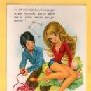 Postales: HOROSCOPO DE ESCORPION EDICION C.Y.Z. DIBUJO ARIAS SIN CIRCULAR . Lote 96024242