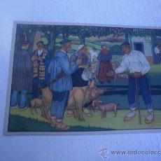 Postales: POSTALES VASCAS - Nº 4 - DIBUJOS DE JOSE ARRUE. Lote 34153437