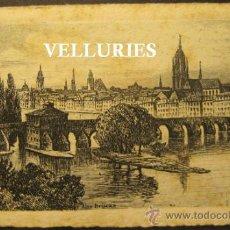 Postales: B. LIEBIG. GRABADO ORIGINAL. ALTE BRÜCKE. M. JACOBS, FRANKFURT. Lote 35765264
