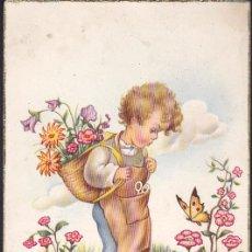 Postales: POSTAL INFANTIL ILUSTRADA. Lote 35852678