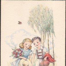 Postales: POSTAL INFANTIL ILUSTRADA. Lote 35852751