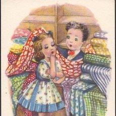 Postales: POSTAL INFANTIL ILUSTRADA. Lote 35852943