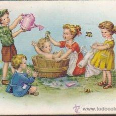 Postales: POSTAL INFANTIL ILUSTRADA. Lote 35853045