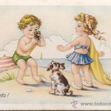 Postales: POSTAL INFANTIL ILUSTRADA. Lote 35853054