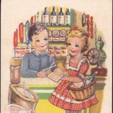 Postales: POSTAL INFANTIL ILUSTRADA. Lote 35853071