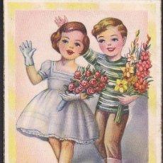Postales: POSTAL INFANTIL ILUSTRADA . Lote 35853557