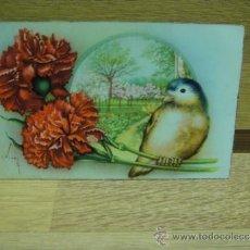 Postales: POSTAL DE FELICITACION - ESCRITA - EDICIONES CYZ. Lote 36080719