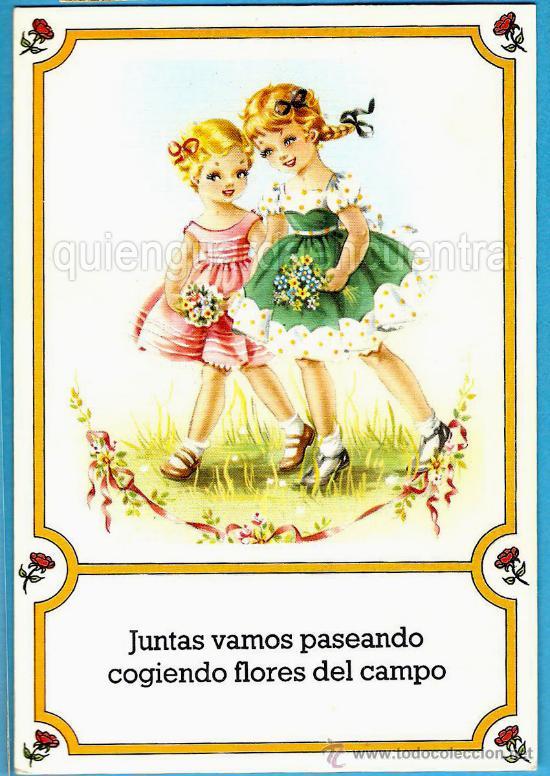 2 POSTALES COLECCIÓN VIKINGO CON POEMA MATE Nº 117/4 Y Nº 102/1 NUEVAS (Postales - Postales Temáticas - Dibujos originales y Grabados)