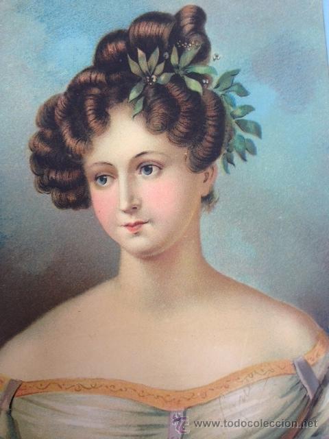 Cinco Postales Retrato De Mujeres 1902 Usa Comprar Postales