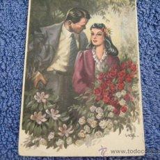 Postales: POSTAL ANTIGUA ILUSTR. STCEN. N.V. V.H. ROUKES & ERHART. BAARN. Lote 38532418