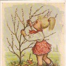 Postales: ANTIGUA POSTAL PRIMAVERA ARNULF ARTIS MUTI ESCRITA 1959. Lote 38531270